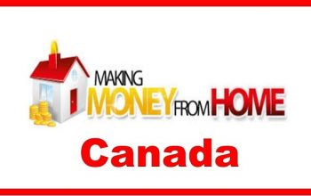 Top Ways To Make Money Online From Home In Canada