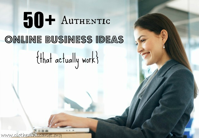 Authentic Online Business Ideas 2019